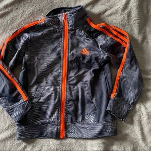 Adidas Children's Track Zip Up